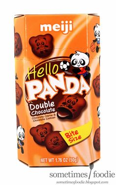 Sometimes Foodie: Double Chocolate Hello Panda - Target: Cherry Hill...