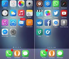 Τα καλύτερα θέματα για το iOS 7 (Cydia)