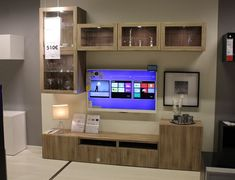 🌟 💖 🌟 💖 Album - 2 - IKEA achievements in shops around the tl, range Besta, Billy, Kallax (Expedit), Hemnes Condo Living, Living Room Tv, Small Living Rooms, Home And Living, Living Room Designs, Dining Room, Ikea Living Room Furniture, Royal Furniture, Living Room Shelves