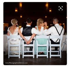 Awesome Photo Idea For Bride Groom Maid Of Honor Best Man There S Something Special About This Friends Picture