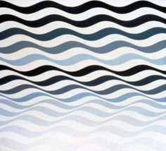 Bridget Riley 1965