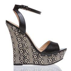 Malisa Wedge Sandal