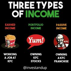 """How the rich spend their money. Ideas from """"Rich Dad, Poor Dad"""" - Online Entrepreneur, Entrepreneur Quotes, Startup Quotes, Business Video, Online Business, Business Money, Make Money From Home, How To Make Money, Financial Literacy"""