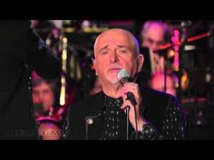 Peter Gabriel With New Blood Orchestra, Live on Letterman (Full Show)