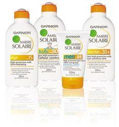 Garnier Ambre Solaire Sun Protection Sun Protection & Care Reviews Australia www.garnier.com.au