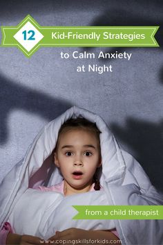 how to help an anxious toddler