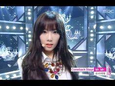 Girl's Generation - Mr. Mr., 소녀시대 - 미스터 미스터, Music Core 20140308