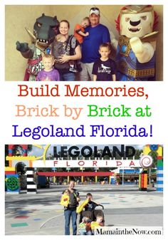 "10 tips and tricks that ensure your trip to LEGOLAND is a success! A family of four boys who have ""been there, done that"" at LEGOLAND share their experience. You need to read this article before you go!   Build Memories Brick by Bricks at Legoland Florida."