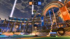 Rocket League Gameplay #3: Online Fun #3 - Goal #100