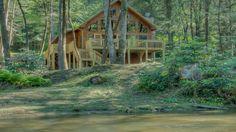 Riverwood  Rental Cabin - Blue Ridge, GA