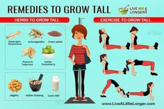 How to increase height? If this is what you have been wondering for so long, read this article. These 5 exercises & herbs can truly help you to grow taller. - Page 3