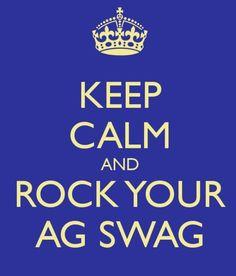 Celebrate FFA Week! #swagriculture
