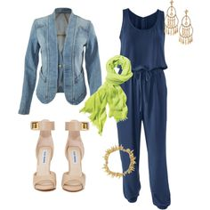 """Jumping for Jumpsuits!"" by txjen78 on Polyvore"