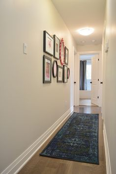 hall-makeover-colorful-gallery-wall