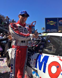 "Nonstopnascar™ on Instagram: ""Kevin Harvick has won at Sonoma, and secures a place in the 2017 playoffs! #nascar #winner #4 #kevinharvick #mobil1 #ford…"""