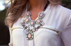 Картинка с тегом «fashion, necklace, and girl»