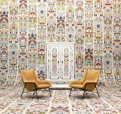 NLXL, Studio Job: Alt Deutsch Wallpaper
