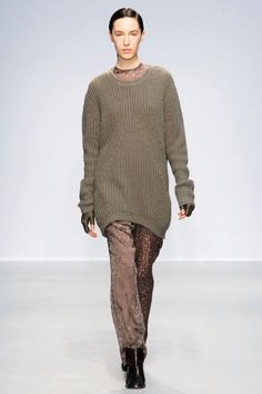 Allude Fall 2013 RTW Collection - Fashion on TheCut