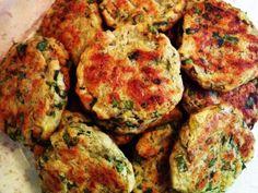 Chiftelute veg cu linte si cartofi