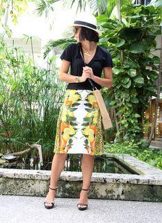 miami swim fashion week {outfit #3}