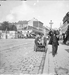 Old Pictures, Time Travel, Hungary, Vienna, Austria, Street View, History, Vintage, Remember This