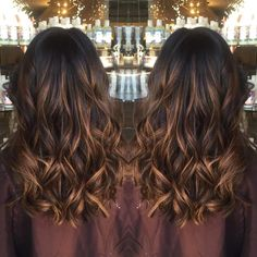 "149 Likes, 10 Comments - Balayage Specialist (@aimee_cuts_and_dyes) on Instagram: ""Caramel balayage  #balayage #balayageombre #highlights #caramel #caramelbalayage…"""