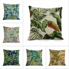 45*45cm Linen Cushion Decorative Home Decor (Filling not included)  home decor funda cojines decorativos