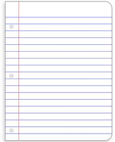 42 Best Notebook Paper Templates Images Free Paper Models Paper