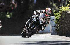 Isle of Man TT - this is racing . . .