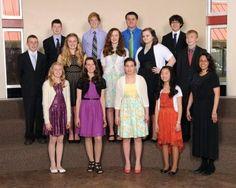 Congratulations to our class of 2013!   Saint John the Evangelist Catholic School