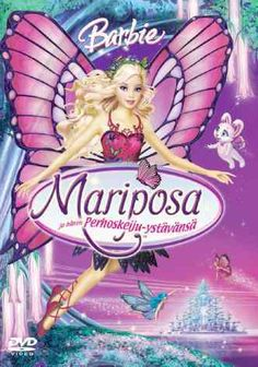 Barbie - Mariposa (DVD) 6,95 €