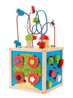 Bead Maze Cube  Kids