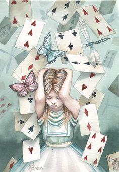 ALICE IN WONDERLAND BY DOMINIC MURPHY