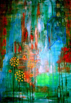 My Arts, Painting, Modern Abstract Art, Abstract Art, To Draw, Painting Art, Paintings, Painted Canvas, Drawings