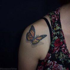 • Borboleta • Feita pelo tatuador Daniel Ferrari @scorpionstattoo Entre em contato e garanta seu horário para Outubro e Novembro!  Para informações e agendamentos: contato@scorpionstattoo.com.br ☎️ (11) 5084-0056 (11) 97018-3798 WhatsApp  #scorpionstattoo #desde1980 #saopaulo #vilamariana #anarosa #butterfly #tatuagem #tattoo #realistic #bestoftheday #tattooartistmagazine #tatuando #tattooing #tattooart #tattooartist #danielferrari #realismo #colors #butterflytattoo #animal...