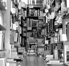 BURIED ALIVE IN BOOKS: City Lights Bookstore [in London] comes out on top as London's best bet for finding used books.