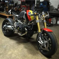 BMW R nineT Cafe Racer COC - Churchofchoppers #motorcycles #caferacer #motos | caferacerpasion.com