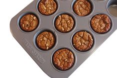 The Ultimate Banana Nut Protein Muffin Recipe - 12 Minute Athlete