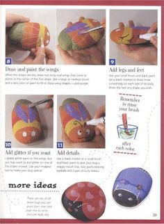 painting on rocks for kids 65 40