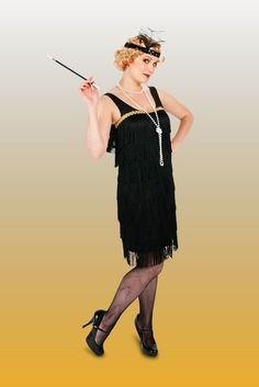 New Halloween Costumes, Adult Halloween, Adult Costumes, Flapper Costume, Roaring 20s, Dress Up, Black, Women, Fashion
