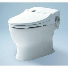 Toto Neorest 500 toilet. Yup. A toilet.
