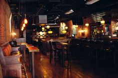 The Pub area of O'Shea's