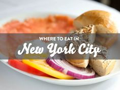 Whether you've lived in New York all your life or you're just in town to see Rockefeller Center and the Christmas Tree, our goal at Serious Eats is to point you towards something delicious. That's why we've compiled the best of our New York stories into a comprehensive guide to eating out all across the city.