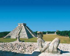 Circuit Mexique Authentique avec extension balnéaire à Cancun