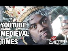 YOUTUBE IN MEDIEVAL TIMES - Black Nerd Comedy Week - YouTube