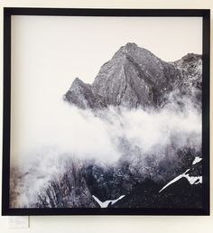 Great Photography in our Shop - Nufenen in Switzerland. Limited Edition. Photography by Michael Daiminger. #photography #nufenen #switzerland #mountains #bensshop #bensmünchen #limitededition #greatphotography