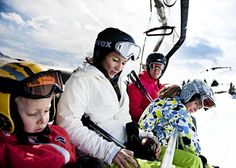 Family skiing holidays in Lenzerheide, Switzerland. http://www.powderbyrne.com/ski/lenzerheide
