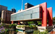 Museu de Arte de São Paulo- Lina Bo Bardi