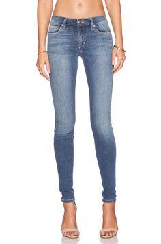 Joe's Jeans Mid Rise Skinny in Catalina