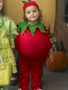 Seems fitting for Clive to be a Tomato this year...but every thing red and round looks like a strawberry.